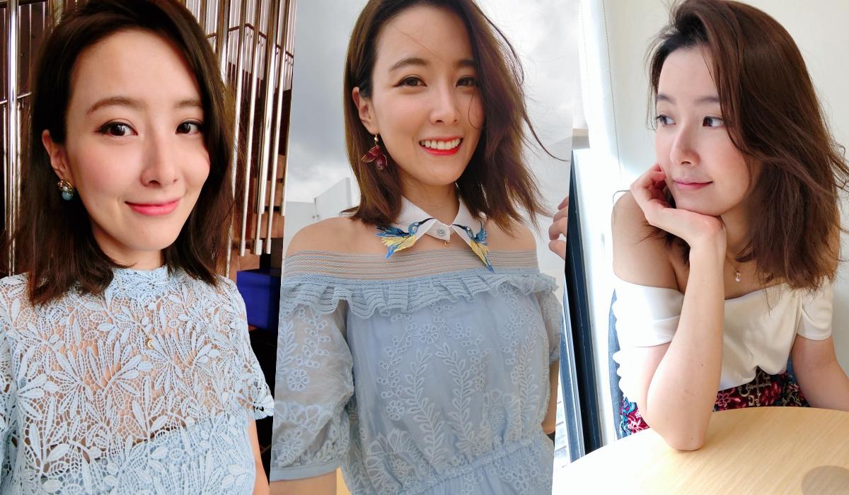 顯瘦穿搭!最美醫師王彥文:當媽後更要小露香肩減齡修身青春感十足