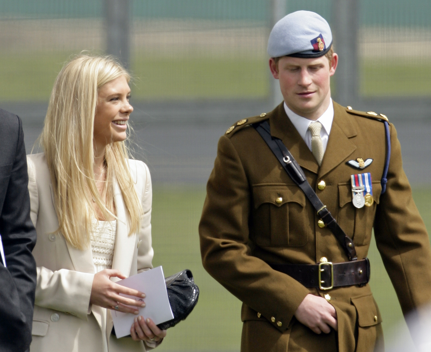 Prince Harry and Chelsy Davy dated for seven years after meeting as teenagers. Photo: Getty Images