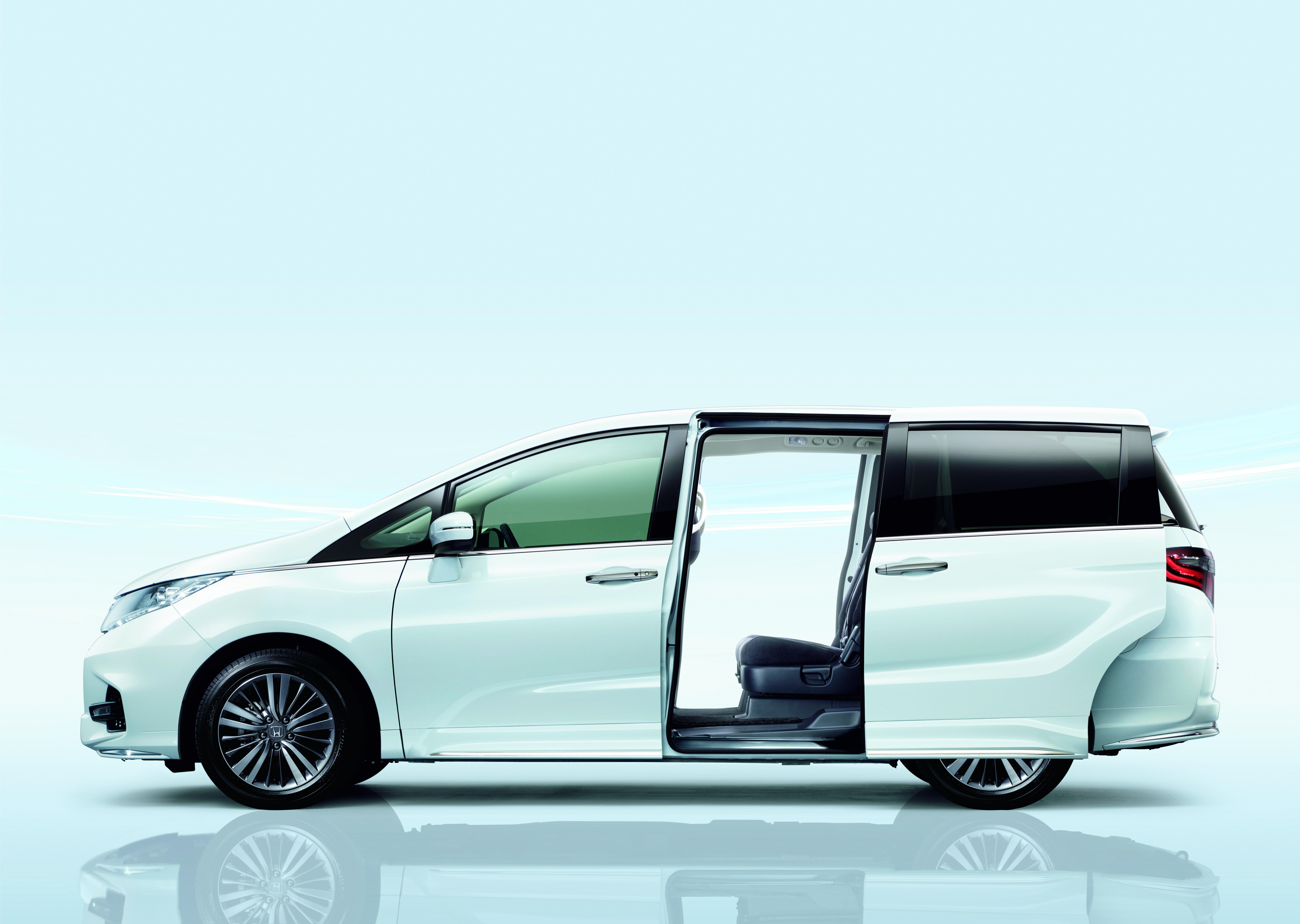 網上流傳Honda Odyssey即將大改款情報澄清說明