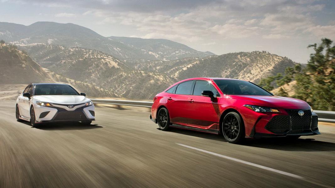 圖/千呼萬喚!Toyota Avalon TRD終於公布價格