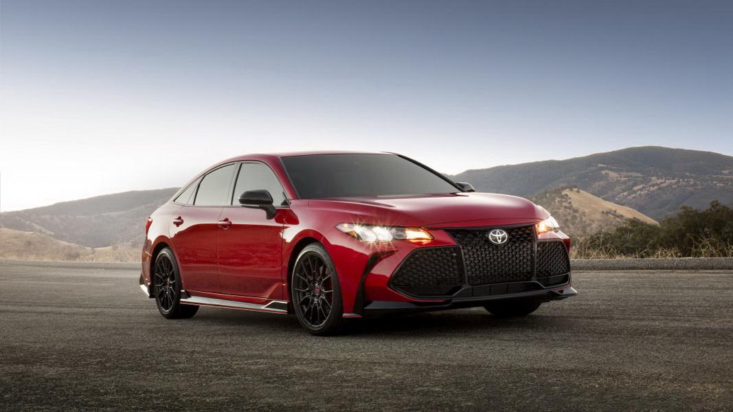 圖/Toyota Avalon TRD售價為43,255美元,折合台幣約130萬元,預計在今年秋天正式開賣。