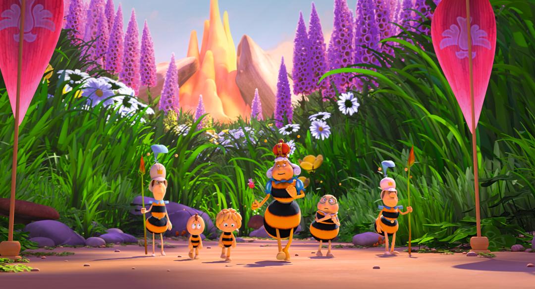 瑪雅蜜蜂大冒險:蜜糖危機