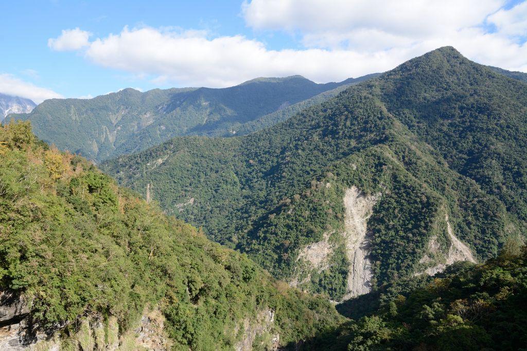 瓦拉米步道屬於八通關越嶺道的一部分,全長約13.6公里。圖/花蓮觀光資訊網