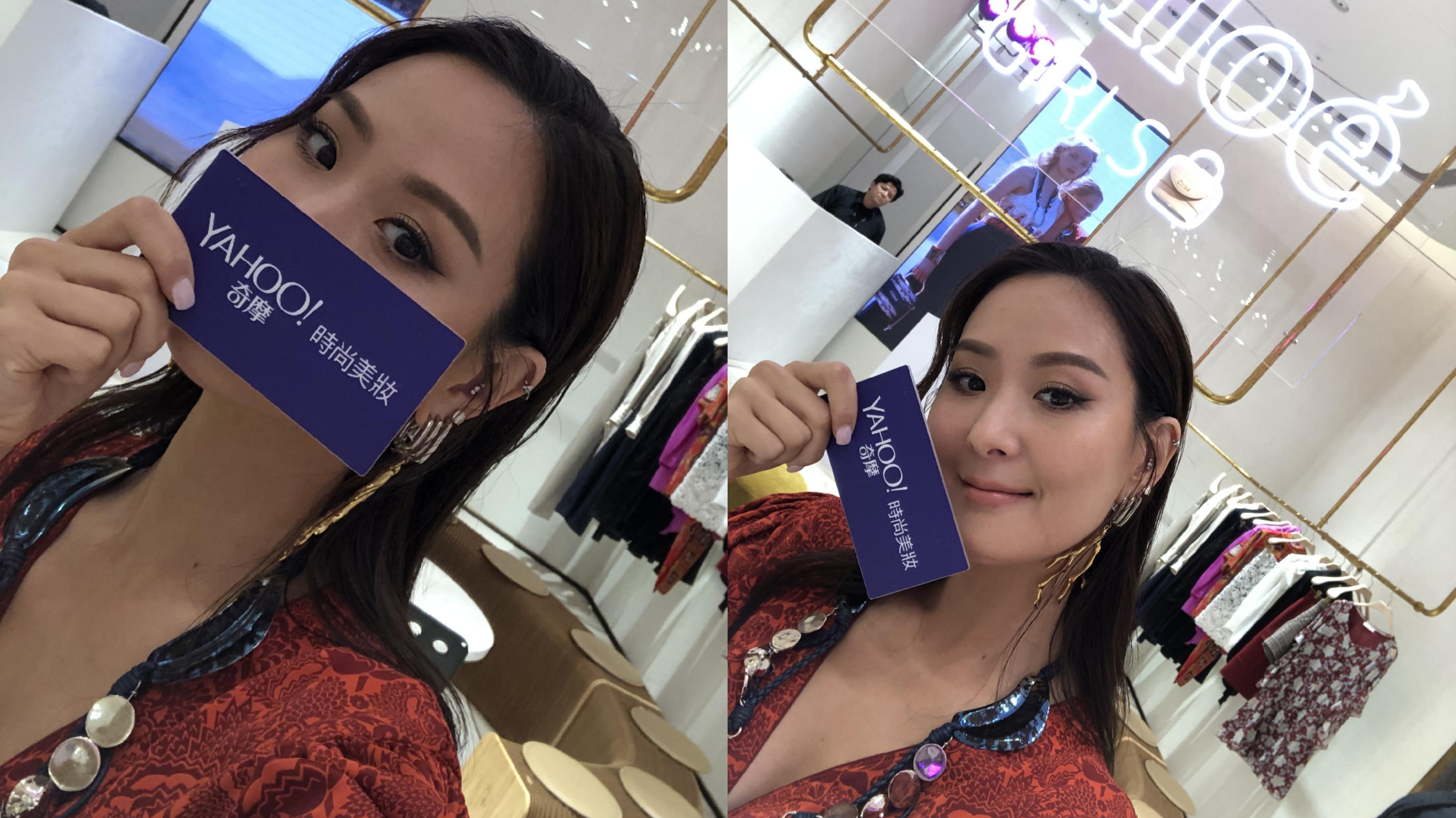 專訪孫芸芸,分享她隨包包裡的必備小心機