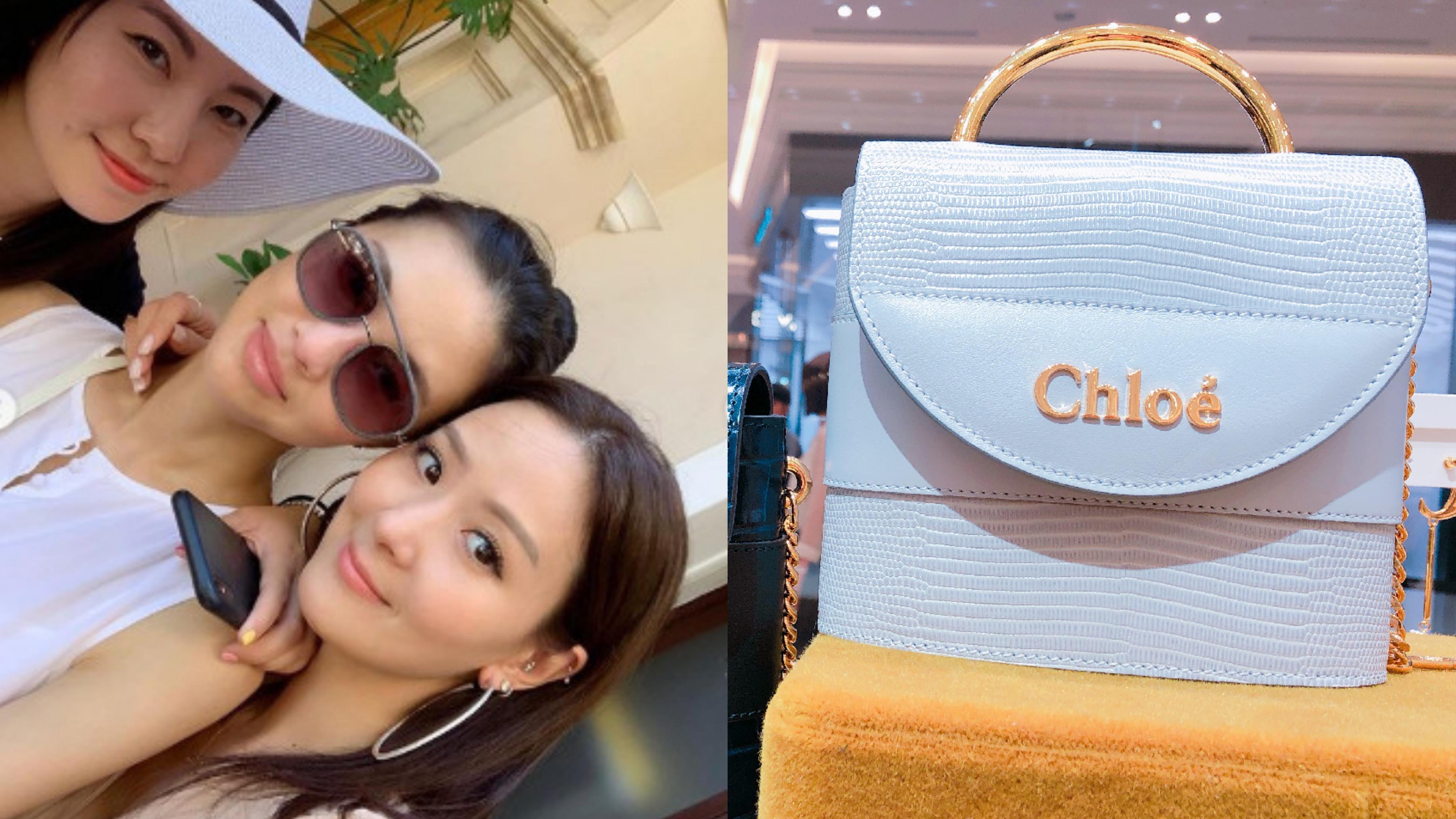 一看到這咖包就想到姊姊孫瑩瑩