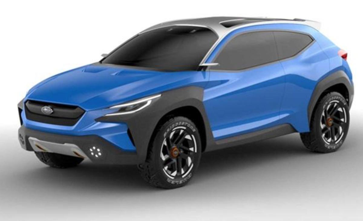 這輛新車也間接暗示 Subaru 接下來對於旗下休旅將擴編的計畫,此為日內瓦車展公布的 VIZIV Adrenaline 休旅概念車。