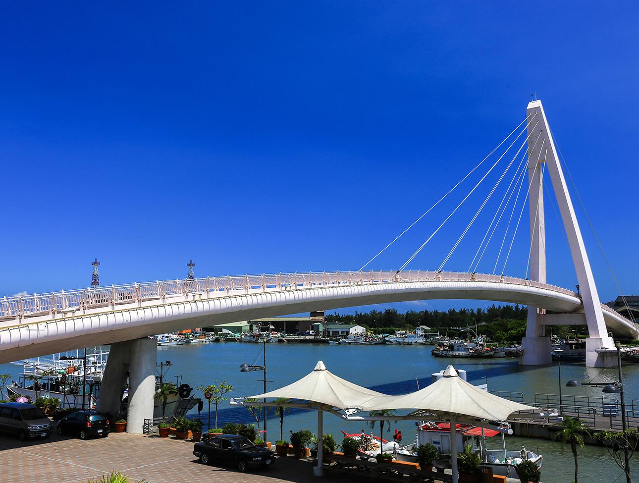 漁人碼頭 (圖片來源:新北市觀光旅遊網)