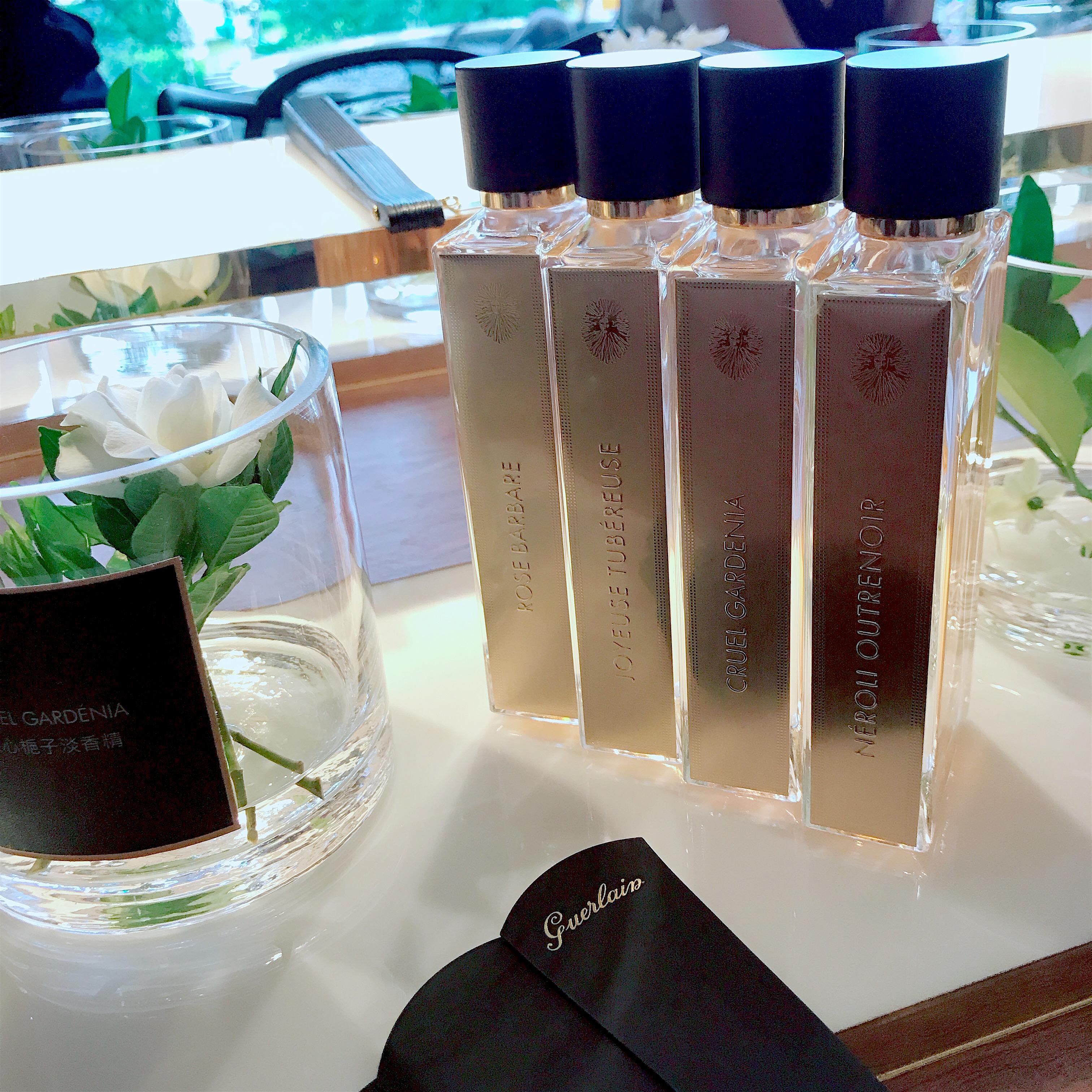嬌蘭 L'Art & la Matière 頂級訂製精品香水 藝術沙龍系列
