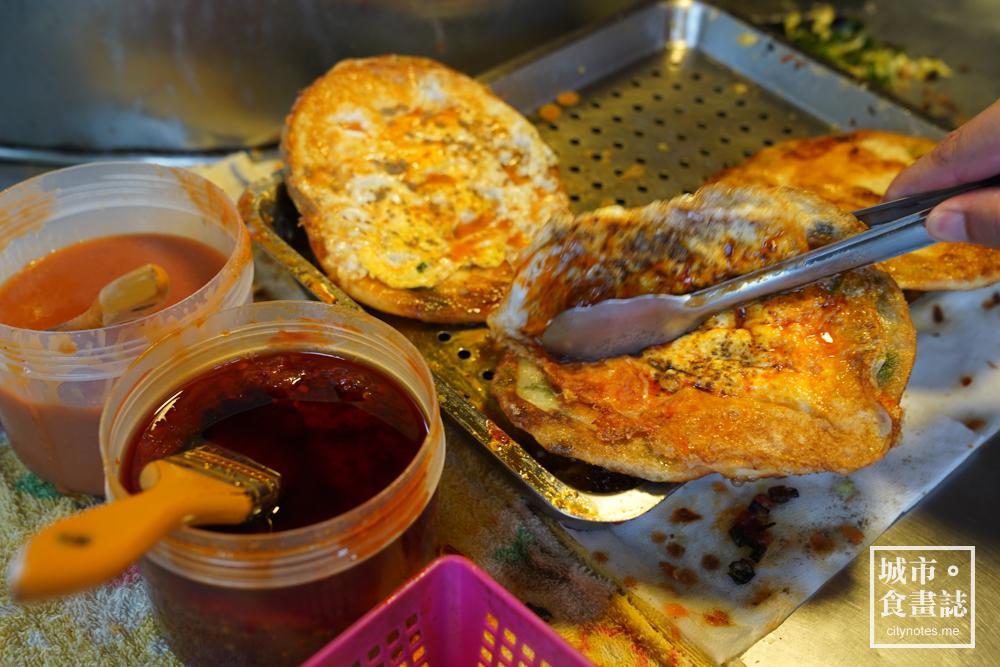 彭記蔥油餅