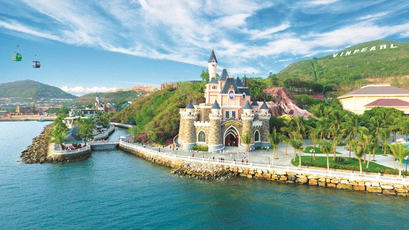 圖/珍珠島夢幻城堡樂園