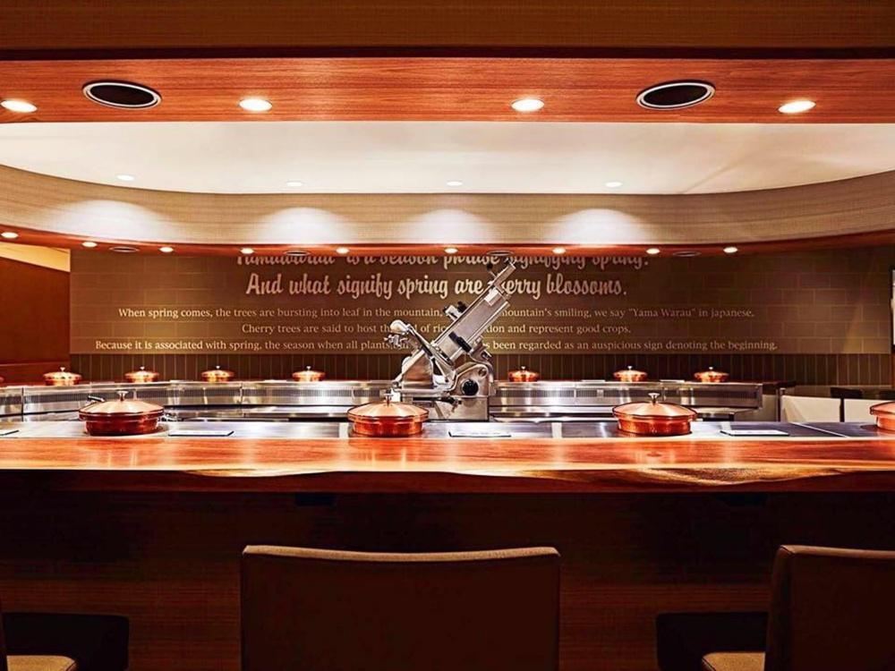 宛如日式食堂的裝潢,輕鬆明亮,沒有壓迫感。