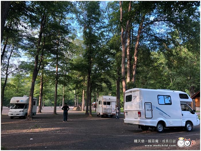 北海道露營車日記