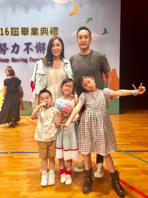 【親子時尚】唐志中讓小孩3天沒上學 老婆小咪哭笑不得:快氣死了