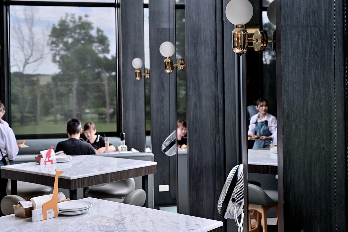 晶麒莊園 HONEY WOOD CAFE