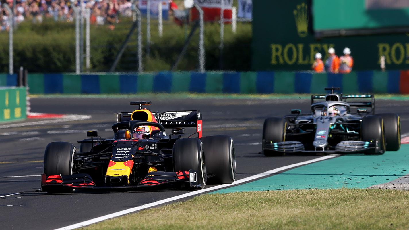 Hamilton的拼命顯示出Mercedes的餘裕