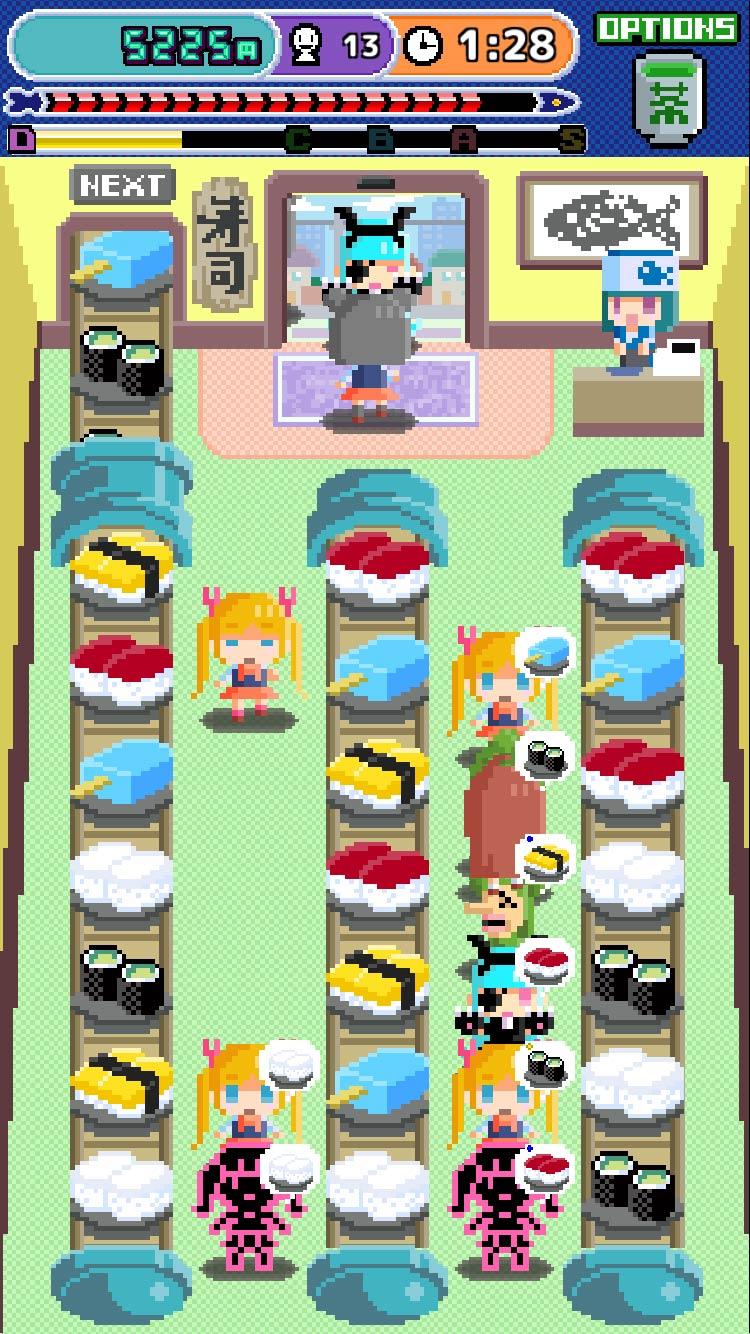 Peko Peko Sushi
