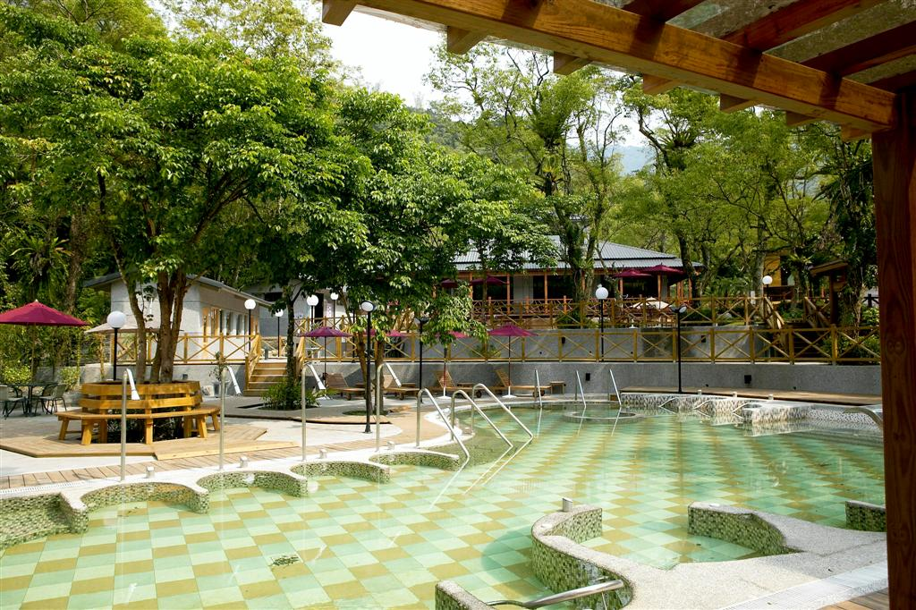 來到富源森林遊樂區,賞鳥、賞蝶、森林浴與泡湯一次滿足。圖/林務局