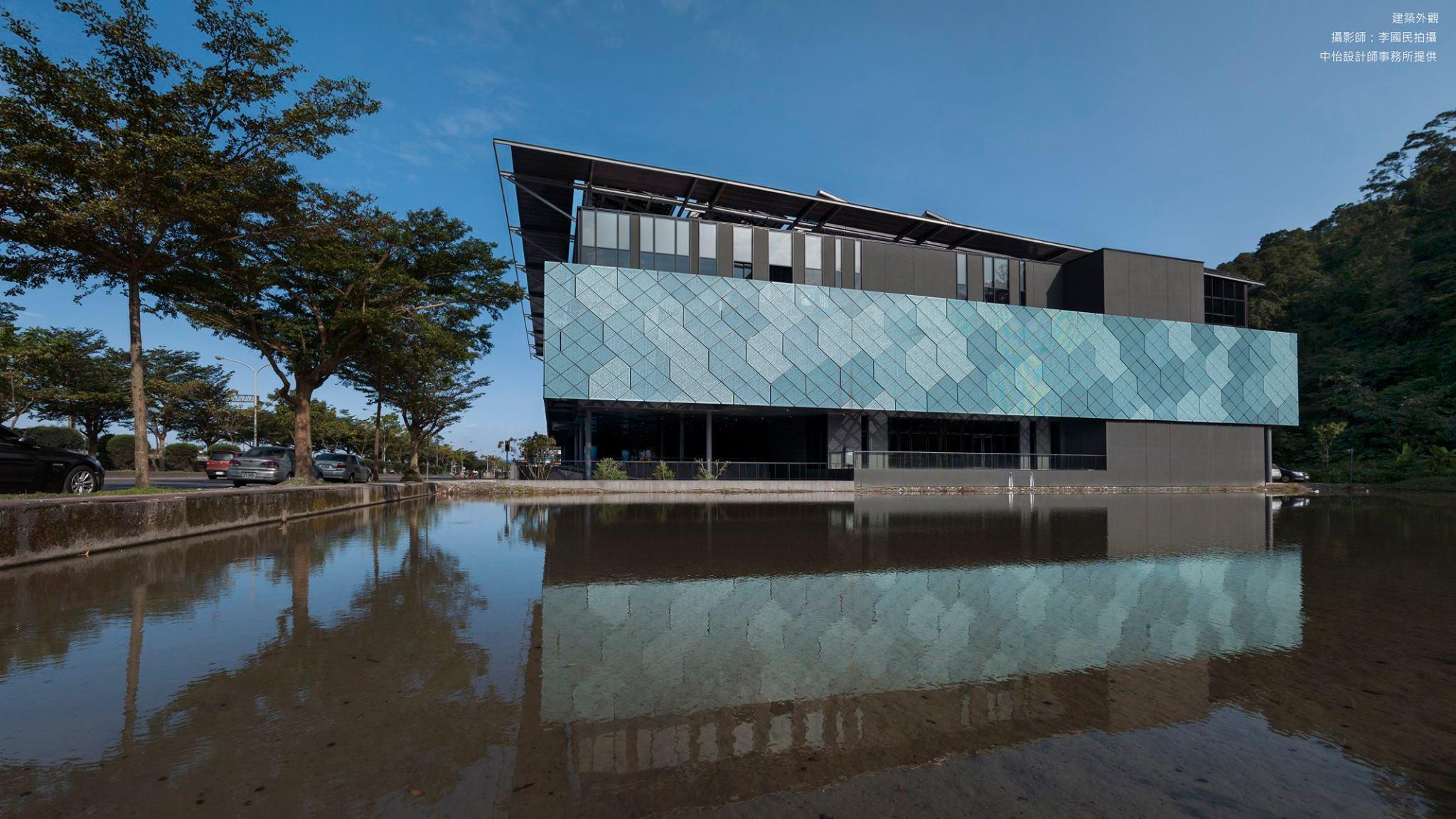 安永心食館是一座鑽石級綠建築,也是饒富趣味的觀光工廠。圖/安永心食館臉書粉絲專頁