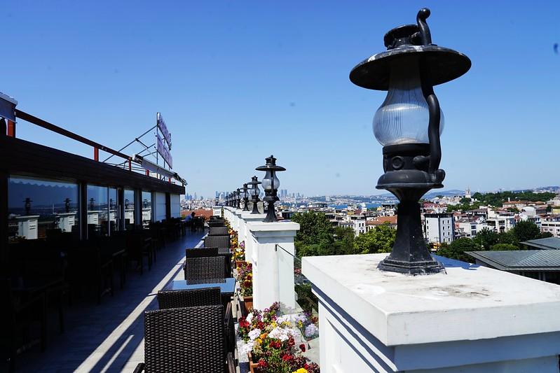 Deluxe Golden Horn Hotel