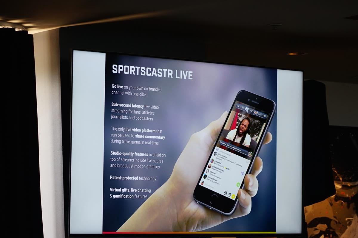 SportsCastr