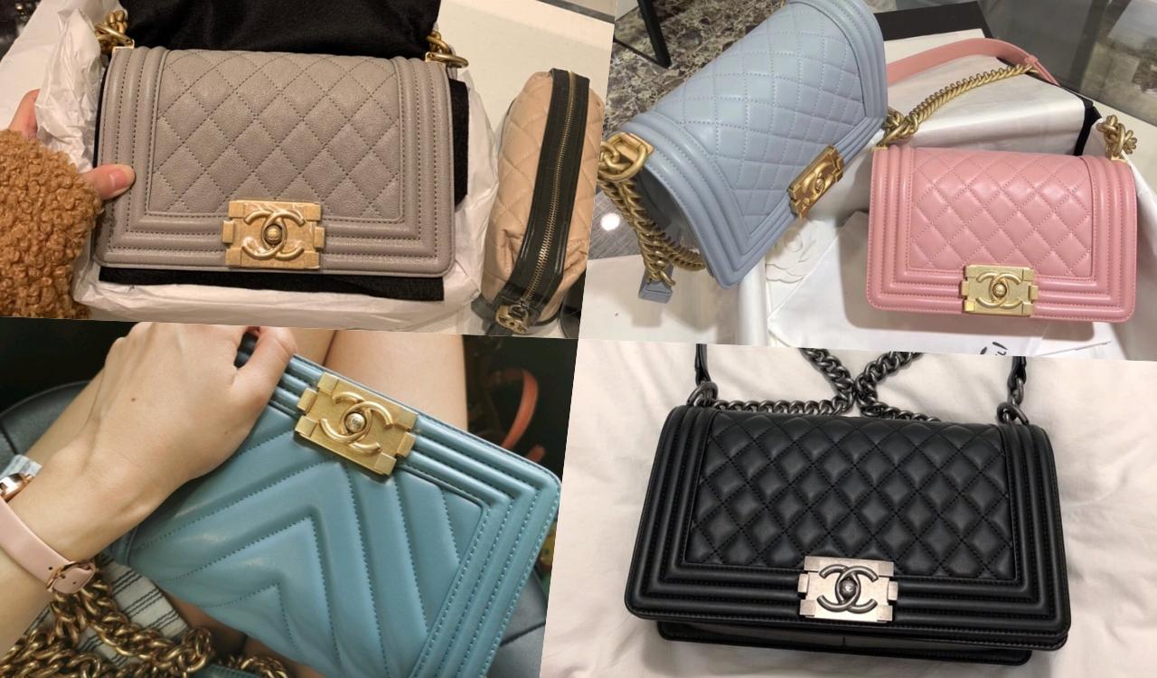 2011年登场的BOY一推出就风靡时尚圈,虽然很多人会选择经典的Chanel 2.55或是Classic Flap