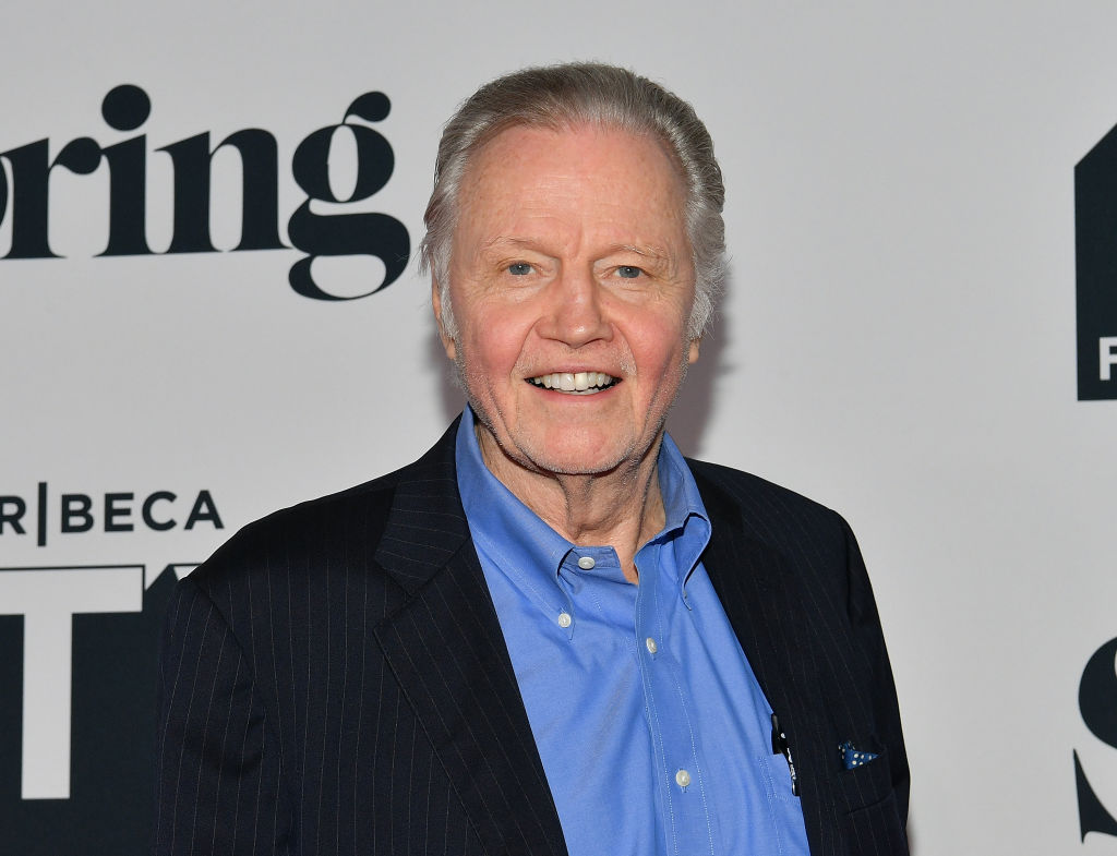 Jon Voight says racism was solved long ago in pro-Trump video: He is not a racist