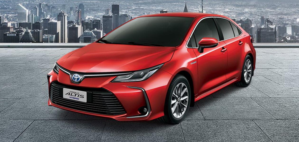 圖/國產車榜單依舊是Toyota遙遙領先,其中以Corolla Altis表現最搶眼,銷量突破4千大關。