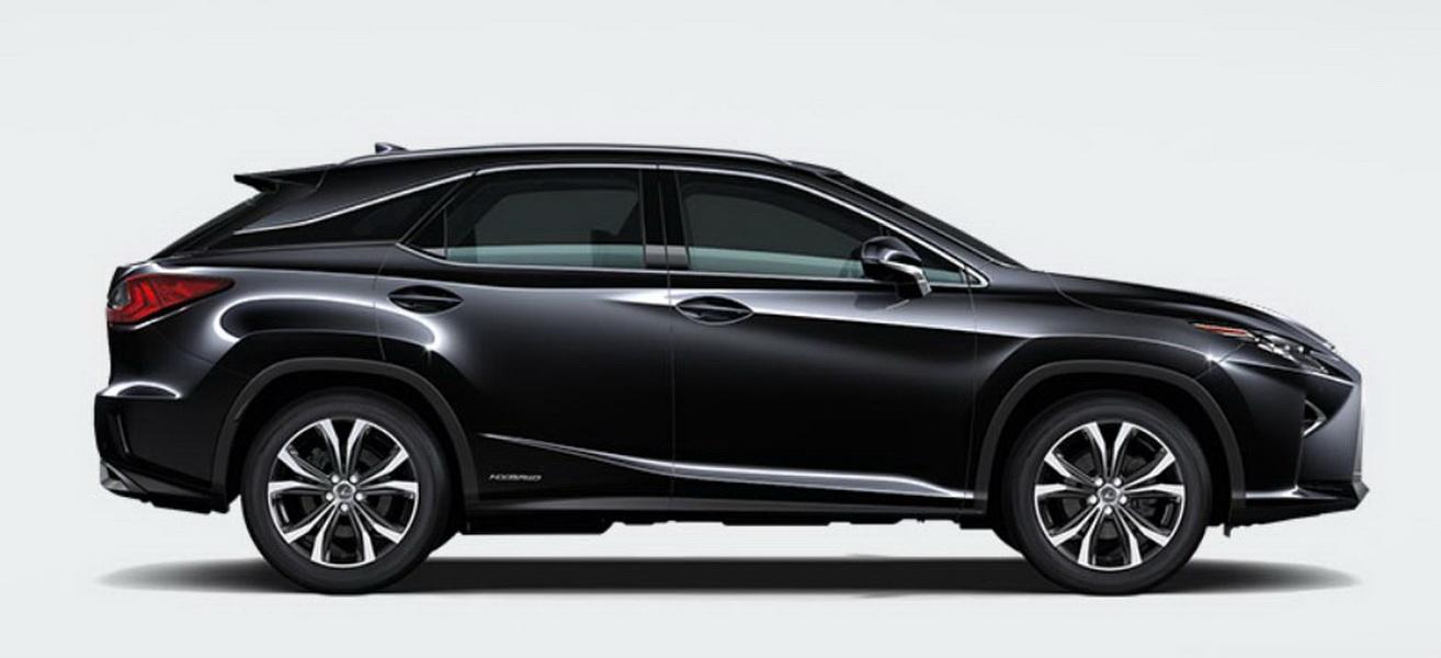 圖/本月進口車榜單Lexus首度躍上第2名,銷量來到2,876輛,旗下NX及RX車系銷量皆突破500輛。