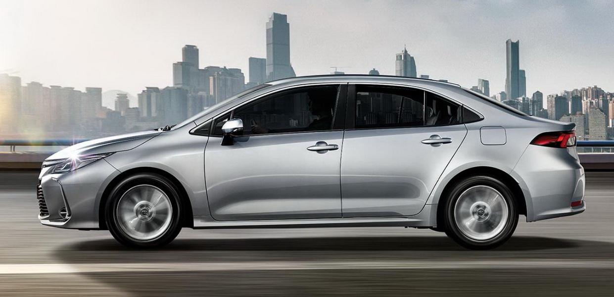 圖/本月賣最好的品牌還是Toyota,Corolla Altis寫下銷量4,081輛的驚人成績。