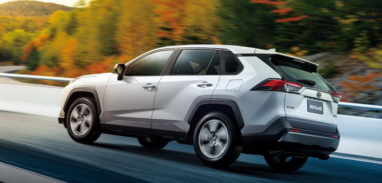圖/進口休旅車榜單,還是由人氣休旅車Toyota RAV4一支獨秀,本月總共賣出以3,082輛。
