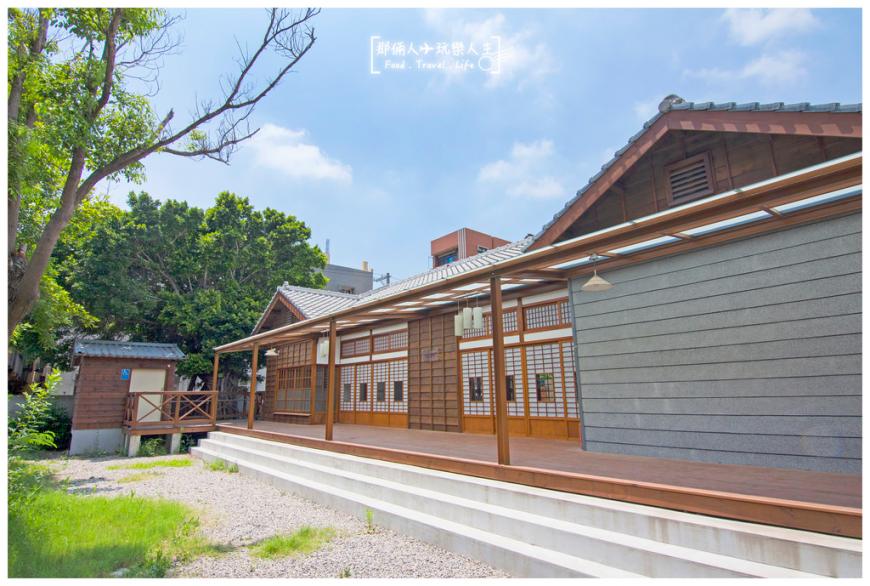 清水國小建於日治時期,擁有百年歷史,校內亮點是古色古香的六連棟日式宿舍群。圖/網友投稿-韻如