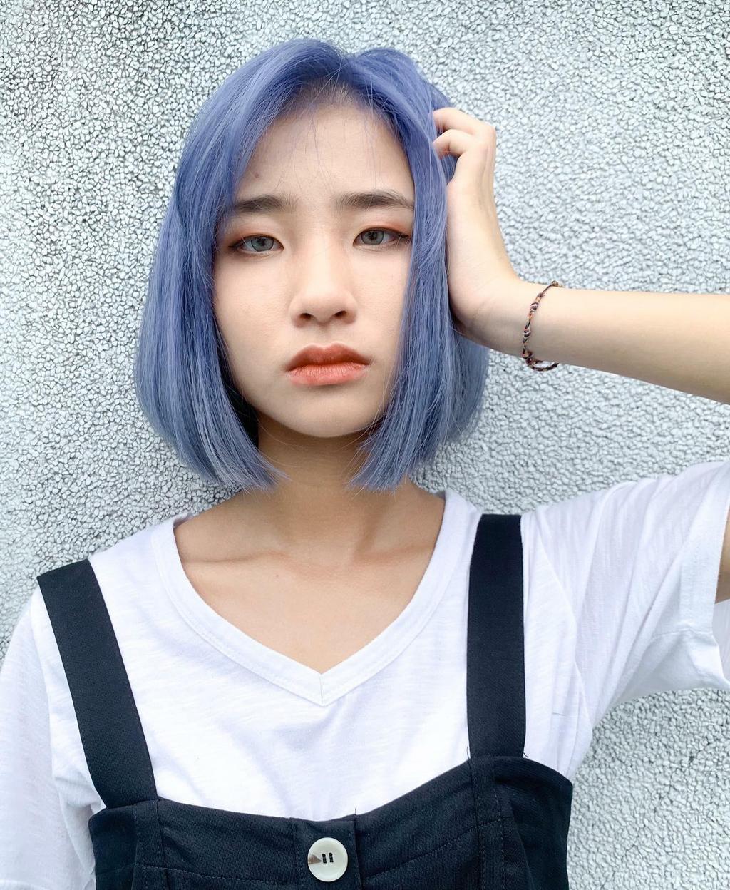 2019秋冬新指標!「霧感光澤」霓光髮色席捲時尚圈