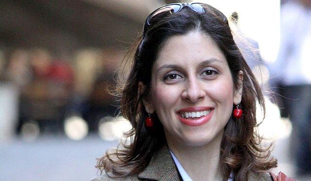 Nazanin Zaghari-Ratcliffe, a British-Iranian woman who has also been jailed in Iran (PA)