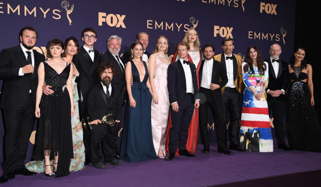 2019艾美獎頒獎典禮(圖源Yahoo News)