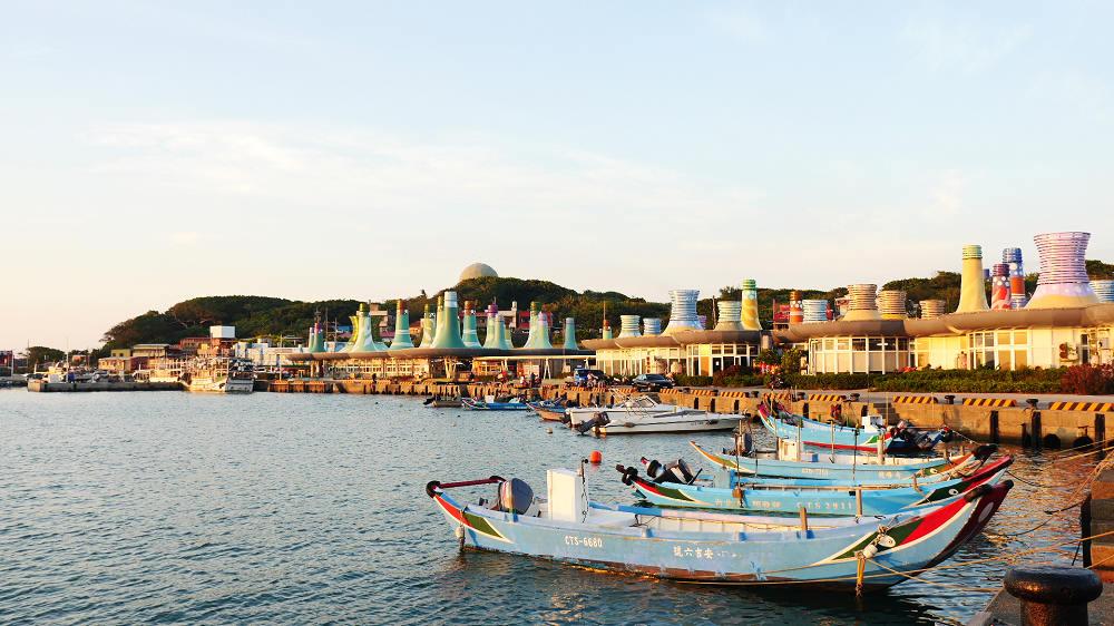 富基漁港 (圖片來源:萬里蟹官網)