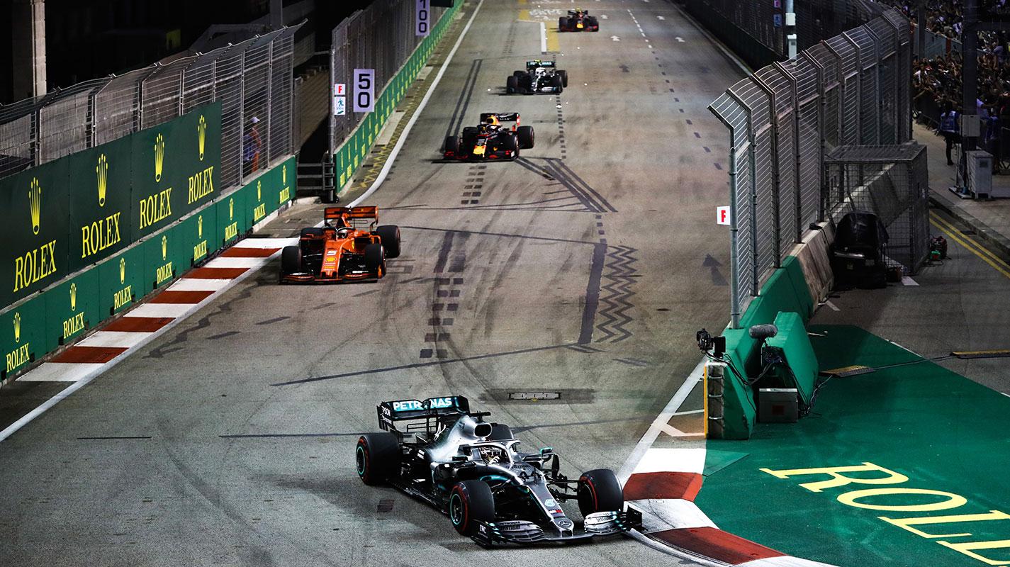 策略大錯特錯讓Mercedes車隊非常懊惱