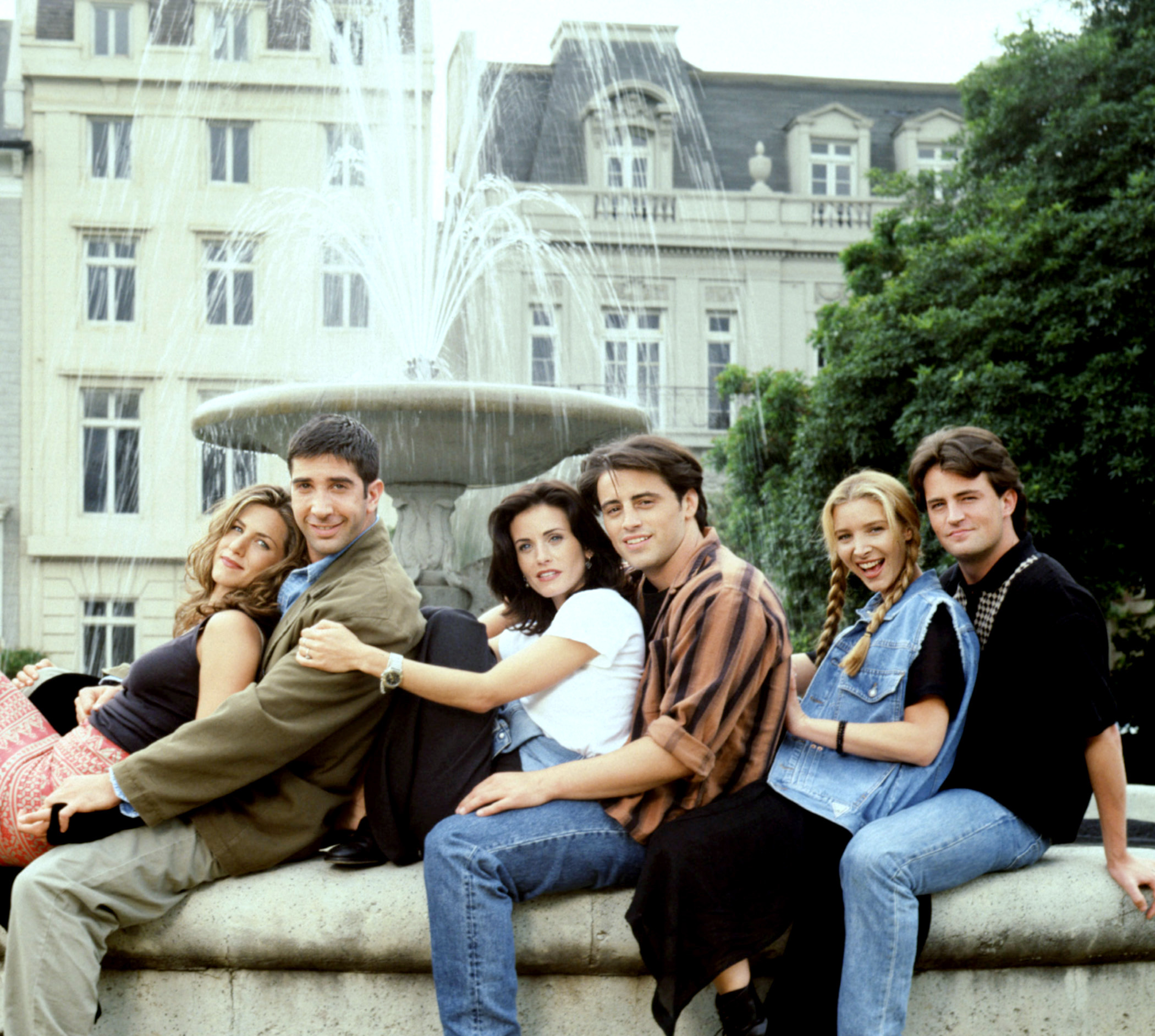 Friends at 25: The show creators tell all, from horrible test screenings to the main character that never was