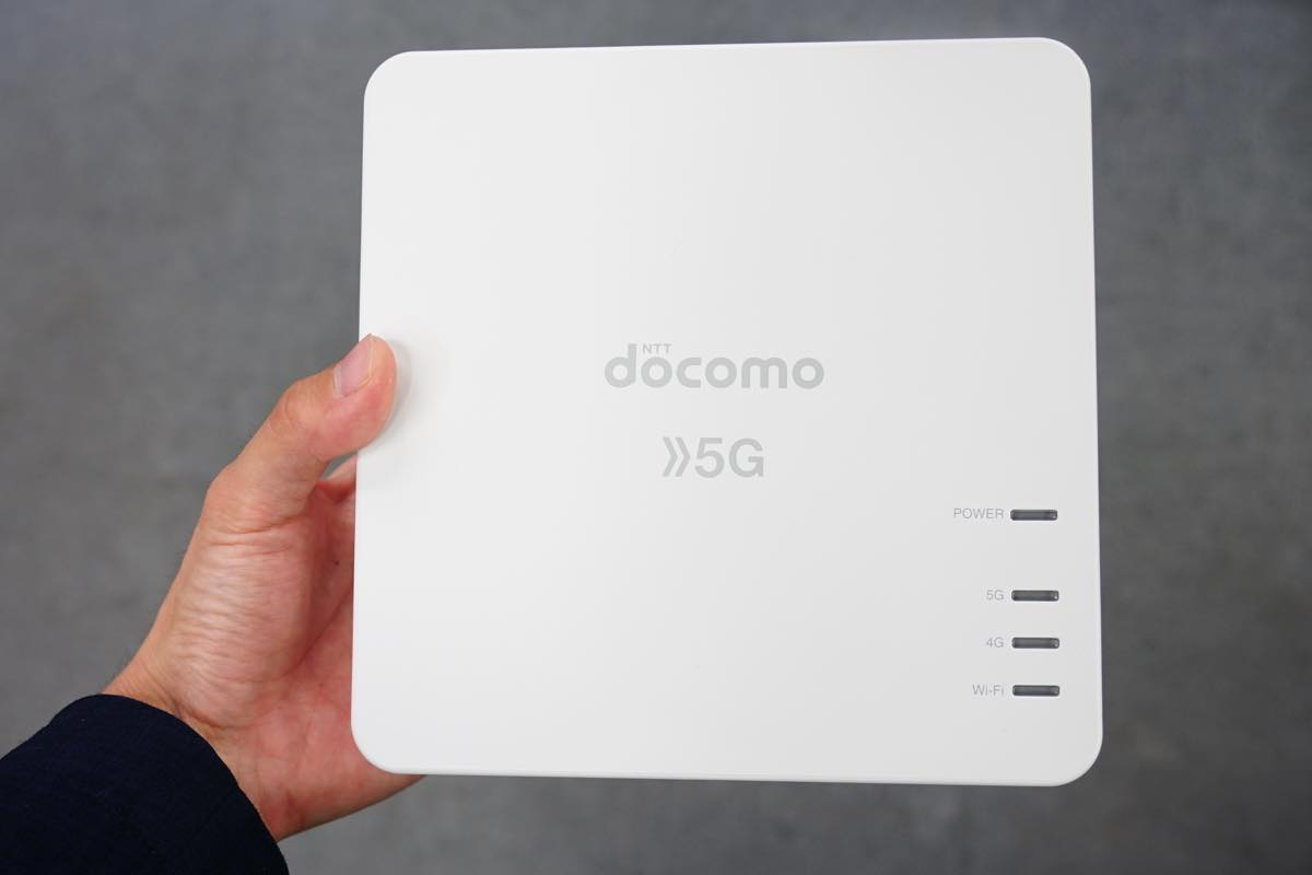 docomo 5G