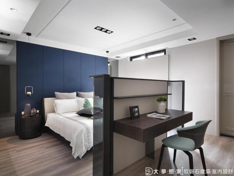 欣磐石建築室內設計羅仕哲設計師授權提供/大夢想家
