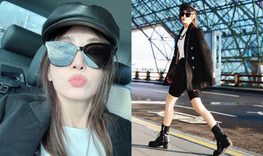 謝金燕受邀前往紐約,參加Michaelkors Collection 2020春季時裝秀。