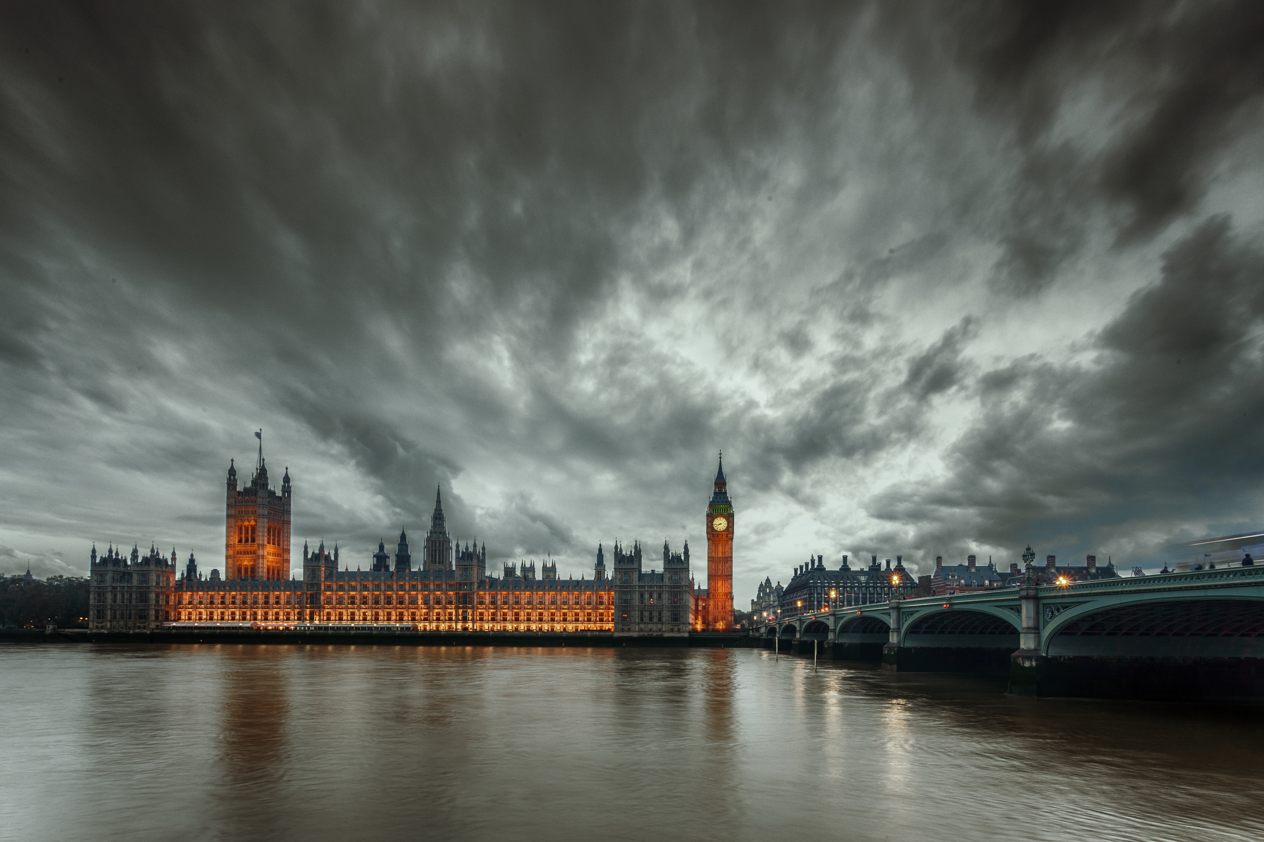 Houses of Parliament in UK. Photo: Getty