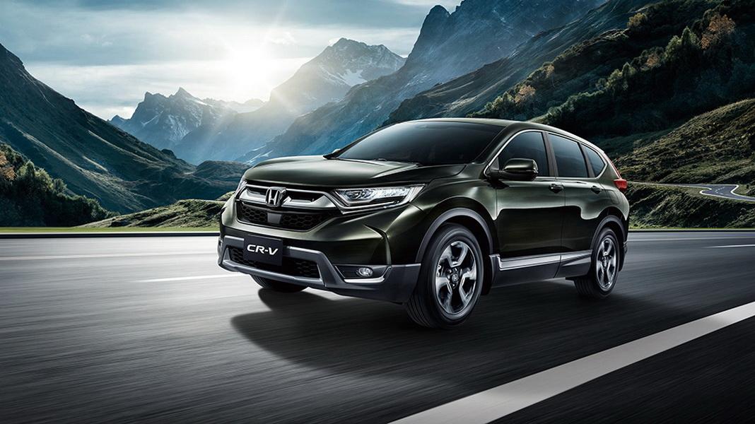 圖/2019 Honda CR-V 1.5 VTi-S承襲CR-V家族設計元素,頭尾燈細節搭配線條輪廓使整體更顯銳利前衛。