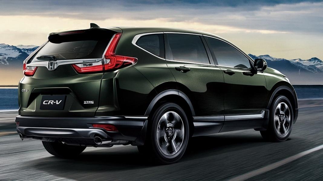 圖/2019 Honda CR-V 1.5 VTi-S導入全新開發的1.5L缸內直噴渦輪增壓引擎,最大馬力輸出達193hp/5600rpm以及24.8 kgm扭力。
