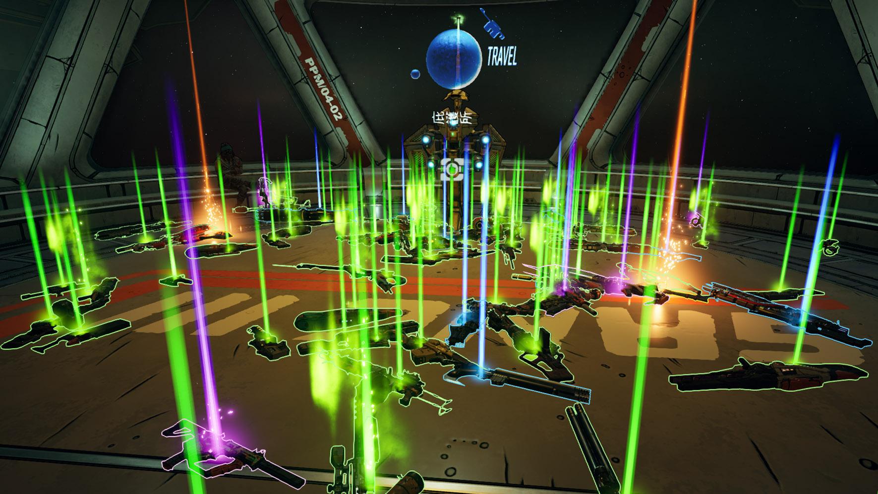 遊戲中武器組合上億種,要找到自己喜歡的可能要刷上不少時間了。