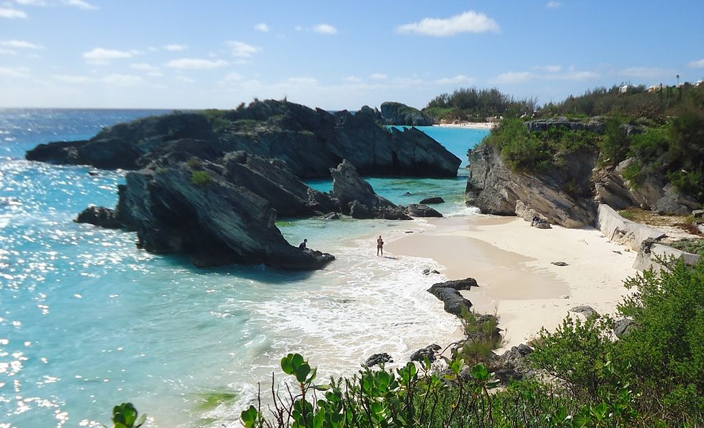 百慕達 (Photo by Tomwsulcer, License: CC0, Wikimedia Commons提供)