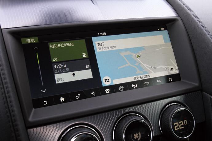 這套InControl Touch Pro系統,能提前將車主前往目的地的資訊,透過手機先上傳至車用導航,十分便利。 版權所有/汽車視界