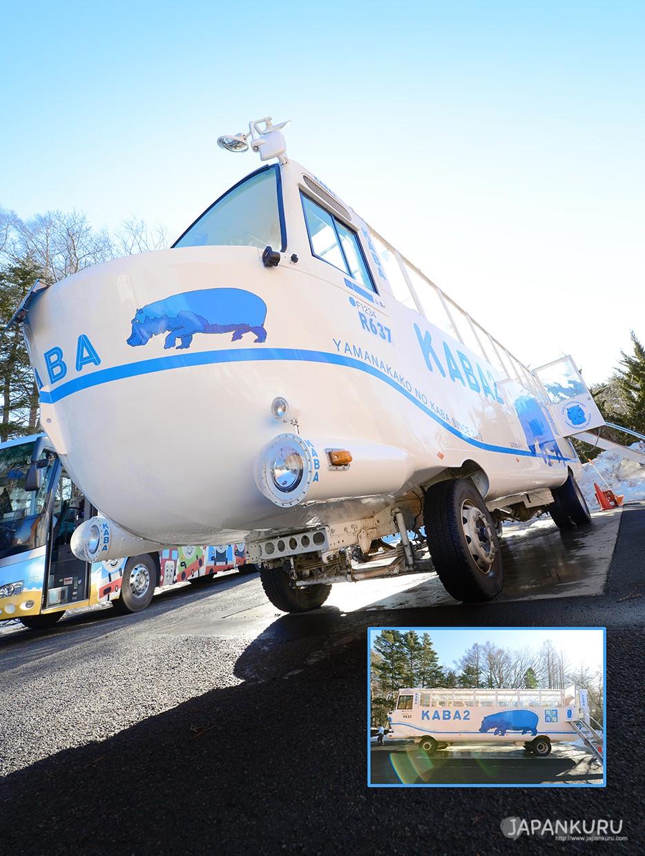 這就是KABA BUS 河馬巴士