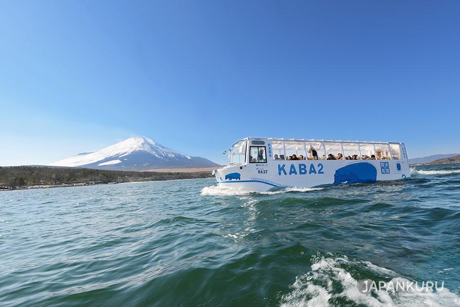 和富士山的距離就是這麼近~