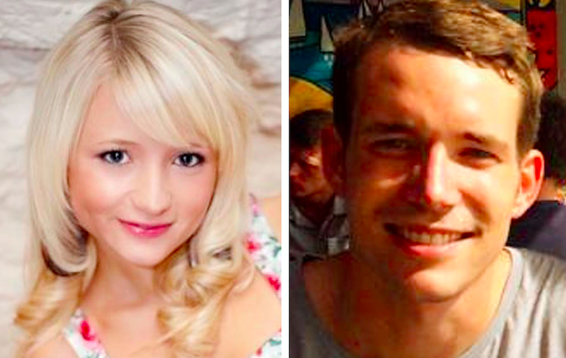 The bodies of Hannah Witheridge and David Miller were found on Koh Tao in 2014 (PA)