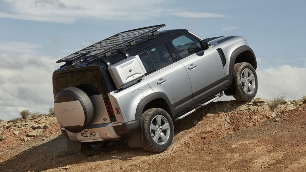 圖/2020 Land Rover Defende有著越野神車封號,一次推出Explorer Pack、Adventure Pack、Country Pack與Urban Pack共4種車型。